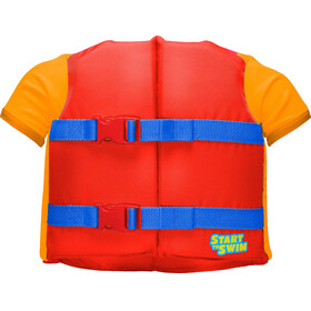 TYR Flotation Shirt Kids red